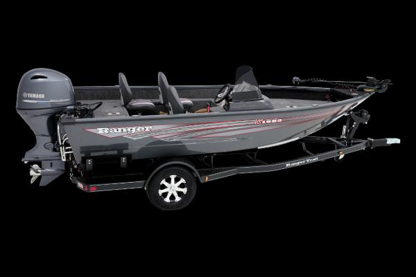 2018 Ranger Boats boat for sale, model of the boat is VS1682 SC & Image # 4 of 11