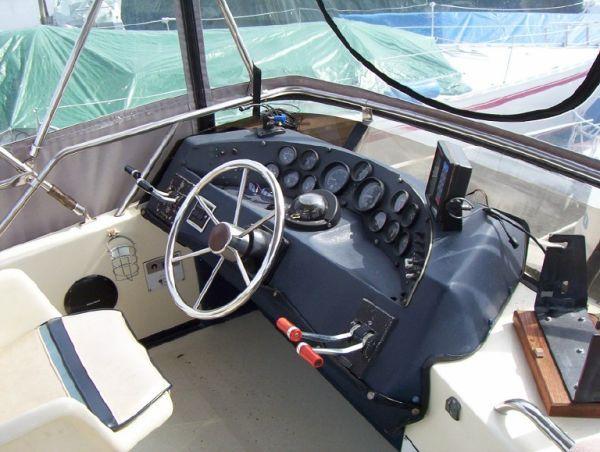 Flying Bridge Helm