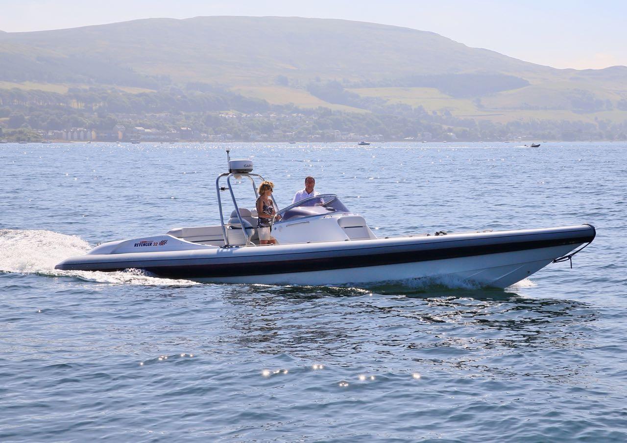 Clyde Marina's Boat Sales