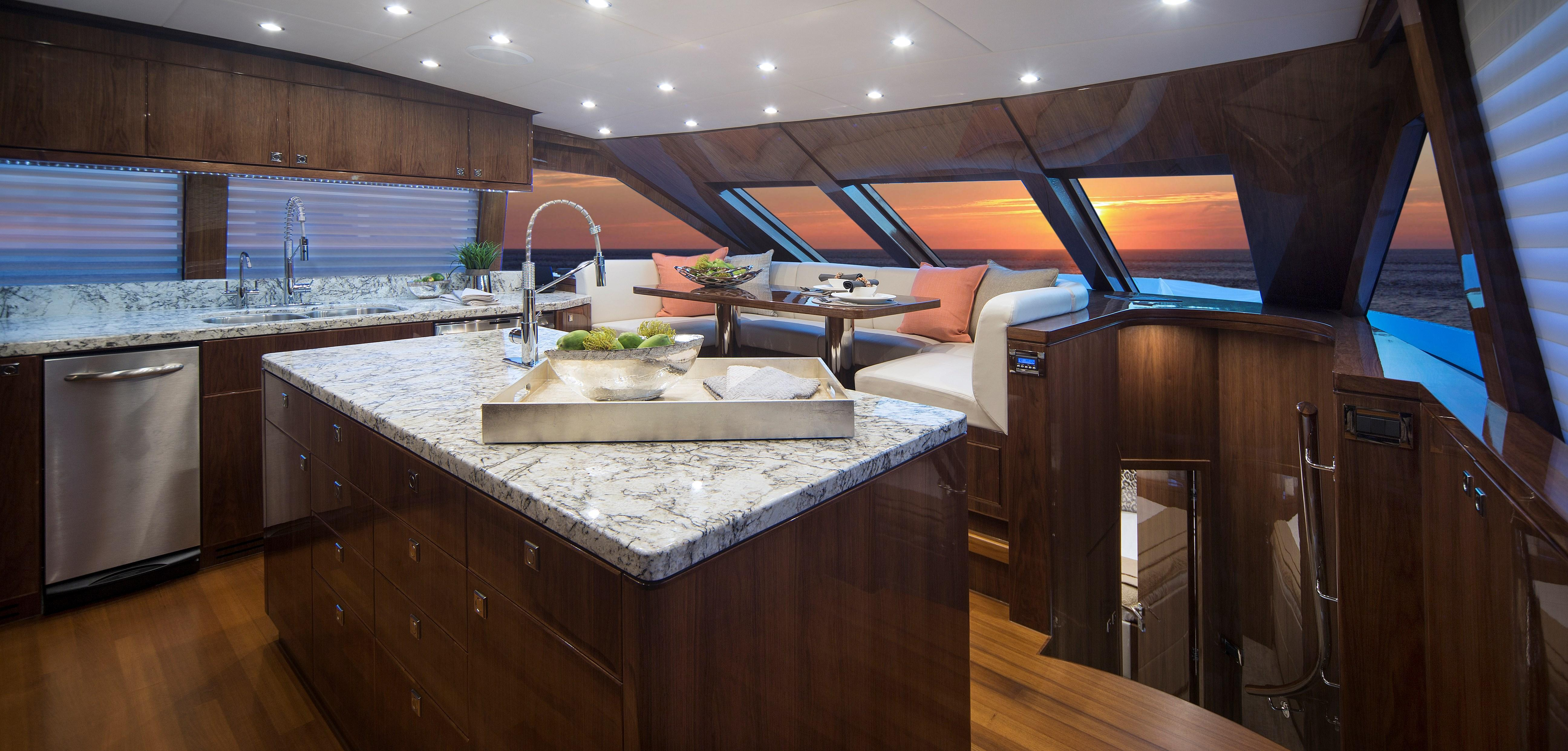 100 Hargrave Raised Pilothouse Galley