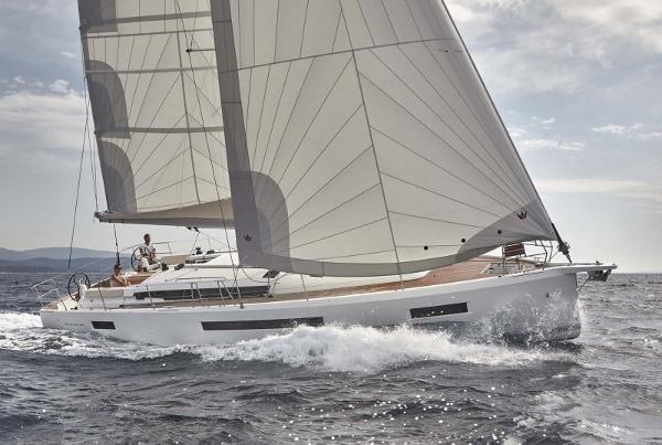 Jeanneau Sun Odyssey 490 Broker Maine