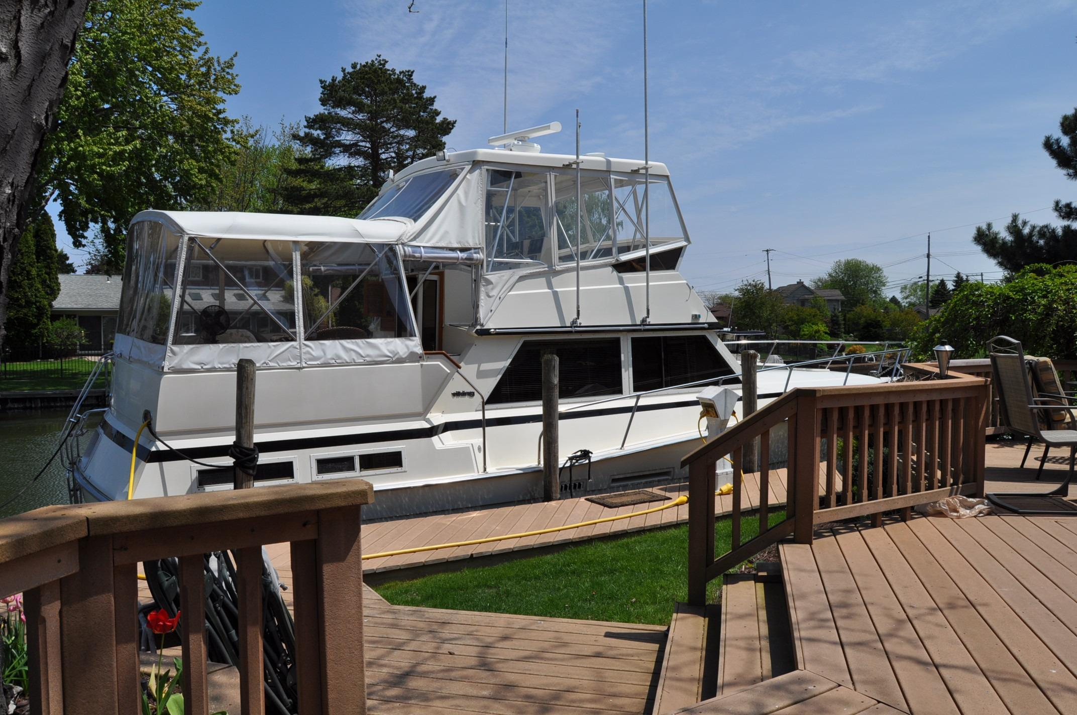 Used Viking 44 Motor Yacht Boats For Sale - Temptation Yacht Sales