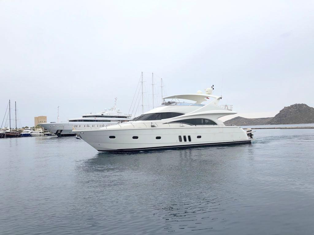 70.54 ft Marquis 690