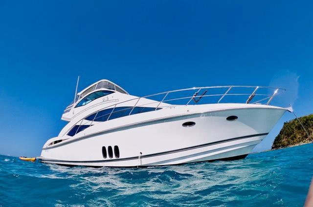Cruisers Yachts Sport Sedan