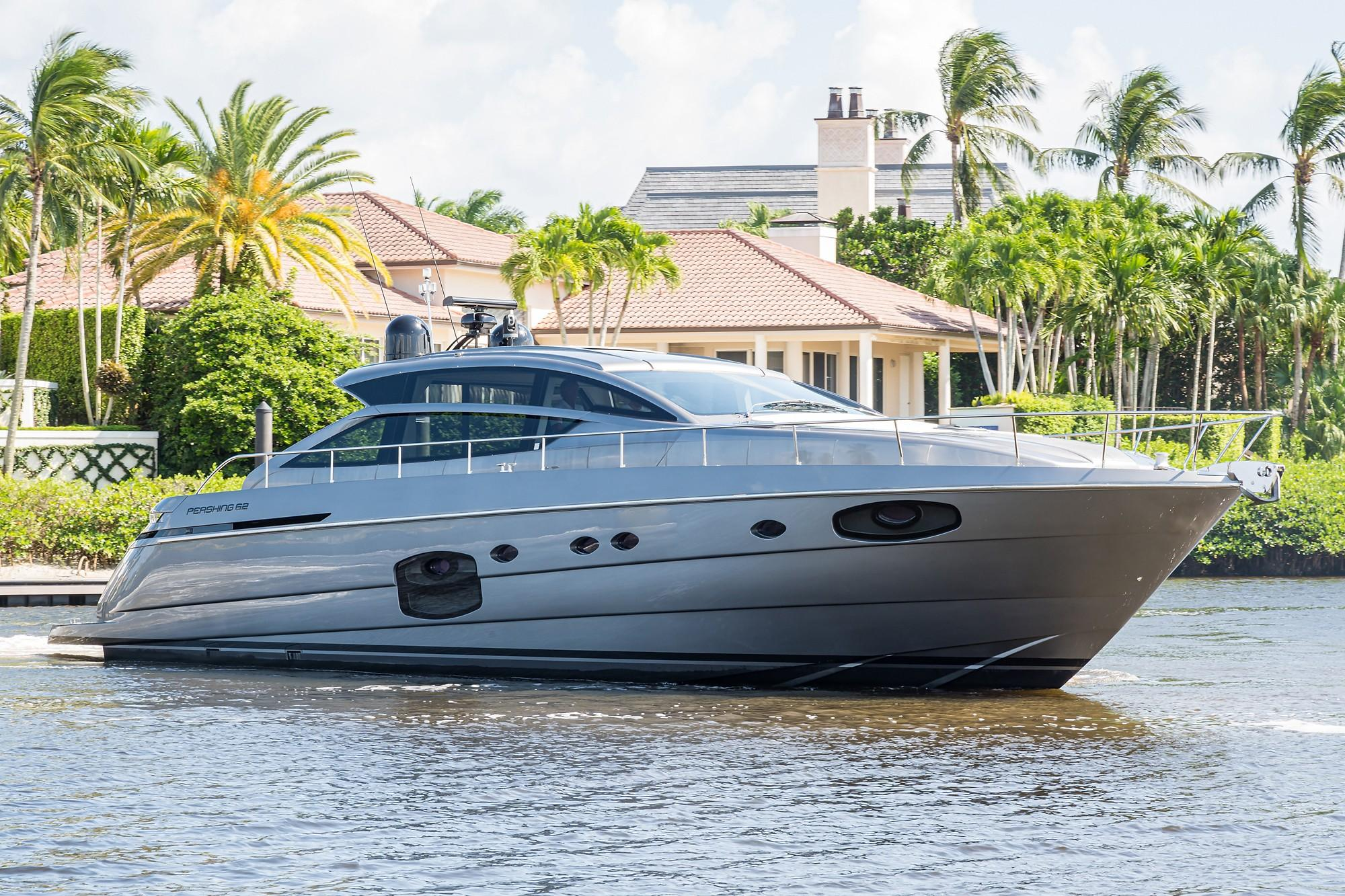 Picture Of:  62' Pershing 62 2014Yacht For Sale | 1 of 39