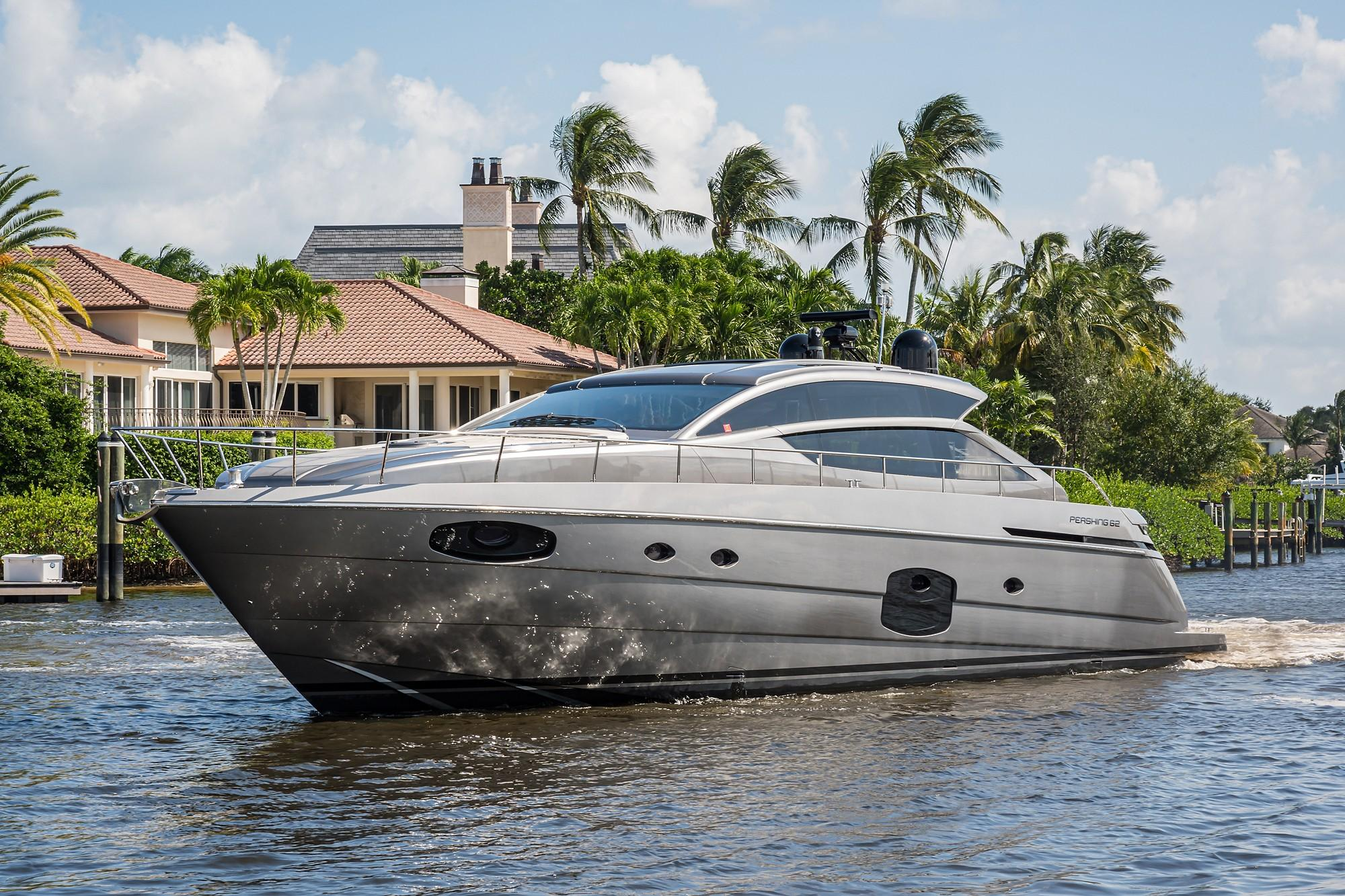 Picture Of:  62' Pershing 62 2014Yacht For Sale | 2 of 39