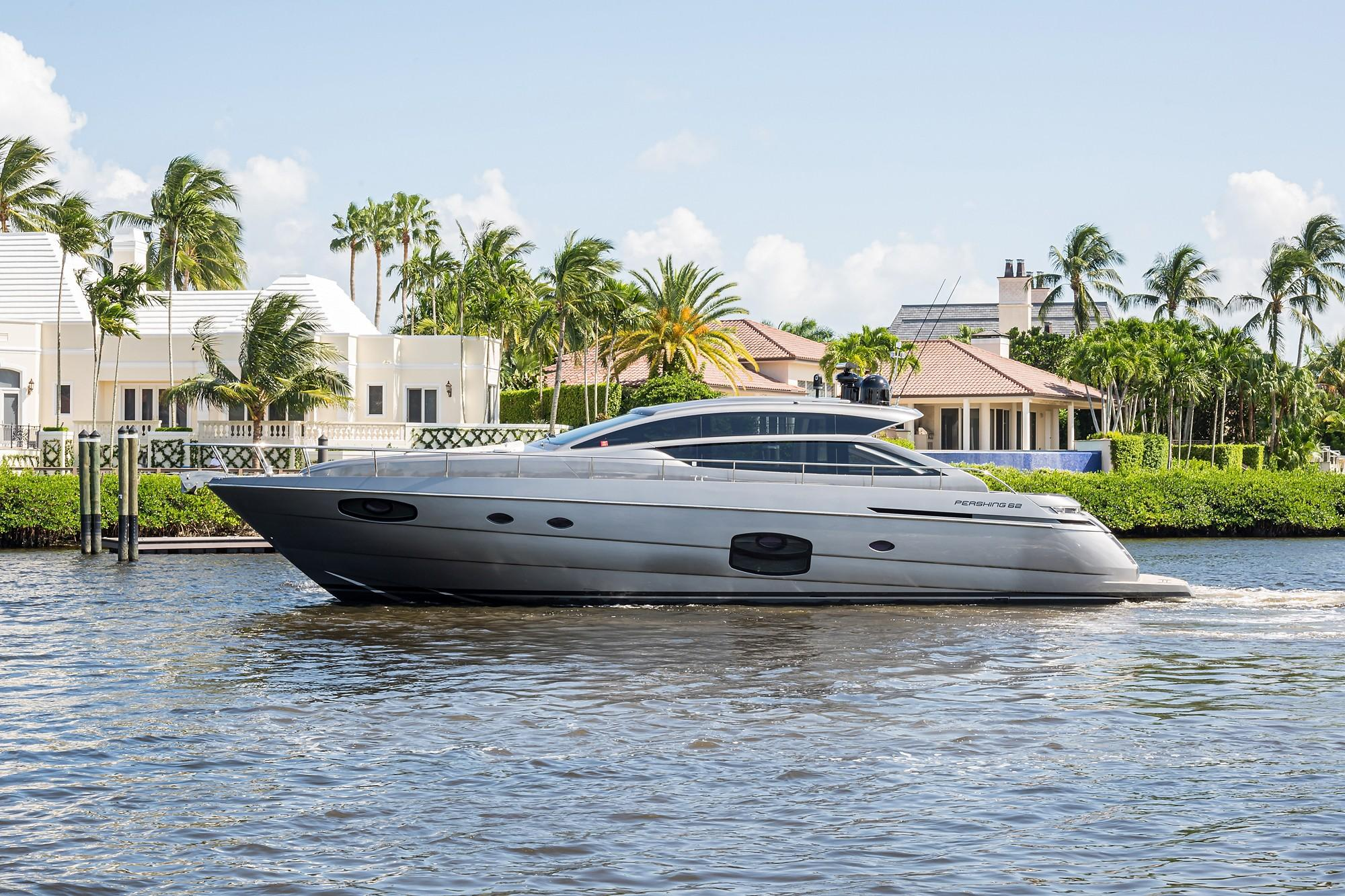 Picture Of:  62' Pershing 62 2014Yacht For Sale | 3 of 39