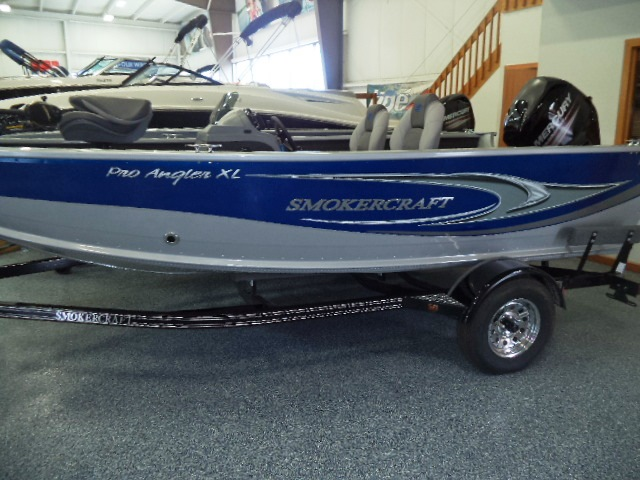2016 Smoker Craft 161PROANGLER/XL