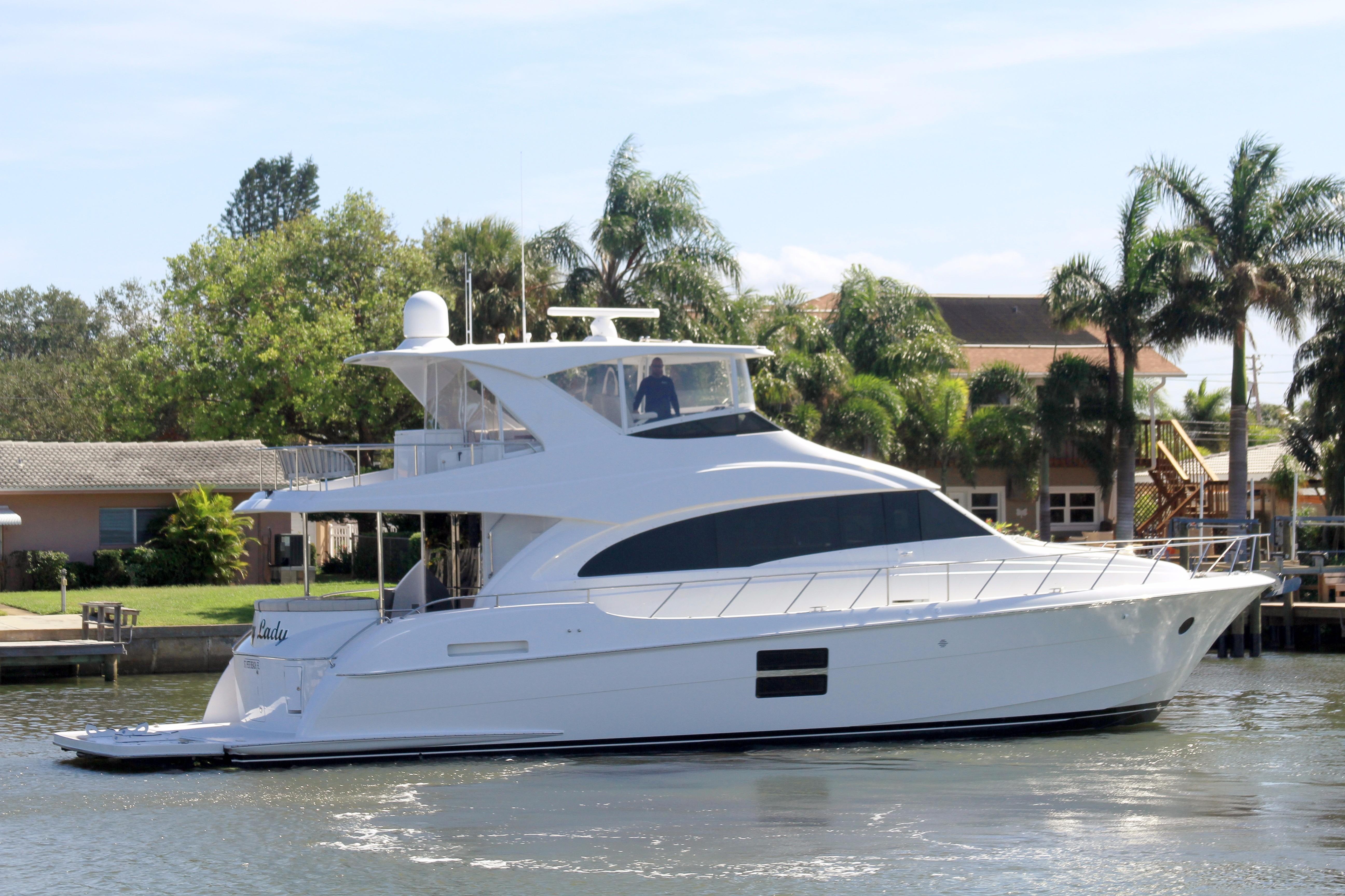 2017 Hatteras 60 Motor Yacht