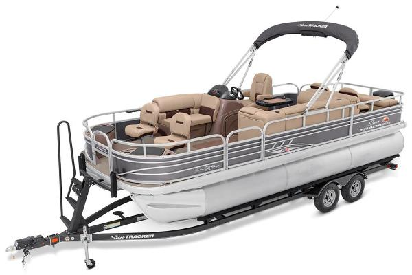 2020 Sun Tracker boat for sale, model of the boat is Fishin' Barge 22 XP3 & Image # 5 of 71