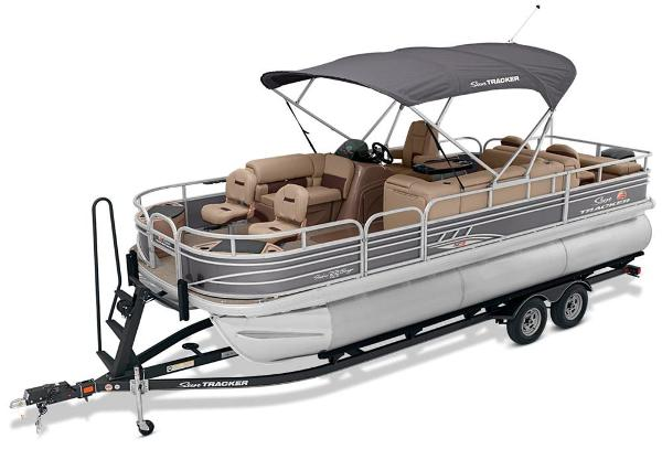 2020 Sun Tracker boat for sale, model of the boat is Fishin' Barge 22 XP3 & Image # 6 of 71
