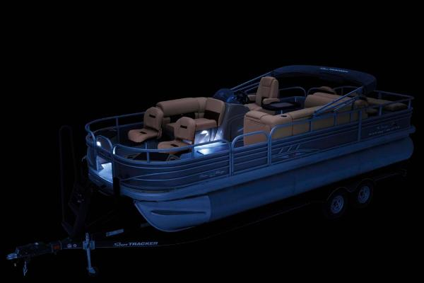 2020 Sun Tracker boat for sale, model of the boat is Fishin' Barge 22 XP3 & Image # 7 of 71