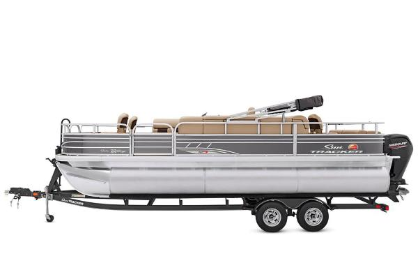 2020 Sun Tracker boat for sale, model of the boat is Fishin' Barge 22 XP3 & Image # 8 of 71