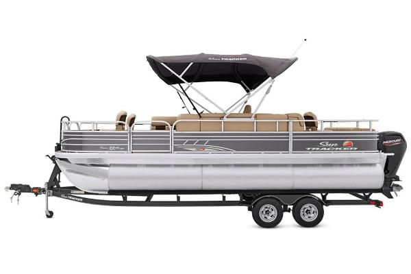 2020 Sun Tracker boat for sale, model of the boat is Fishin' Barge 22 XP3 & Image # 9 of 71