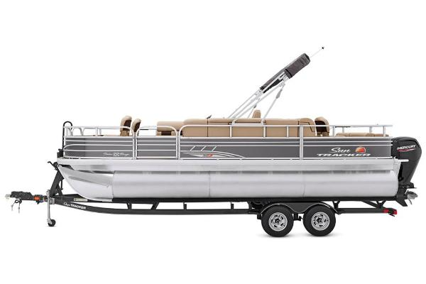 2020 Sun Tracker boat for sale, model of the boat is Fishin' Barge 22 XP3 & Image # 10 of 71