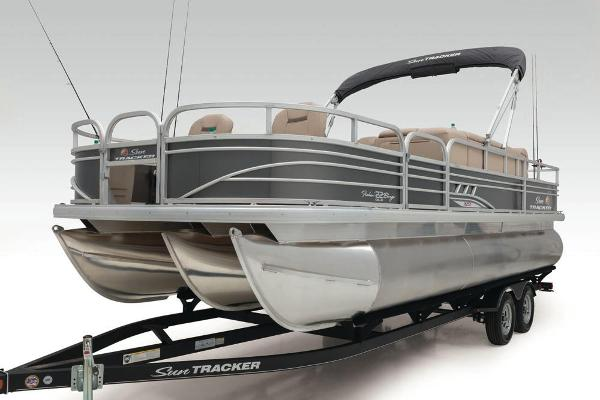 2020 Sun Tracker boat for sale, model of the boat is Fishin' Barge 22 XP3 & Image # 55 of 71