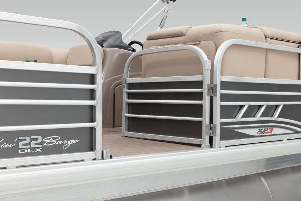 2020 Sun Tracker boat for sale, model of the boat is Fishin' Barge 22 XP3 & Image # 18 of 71