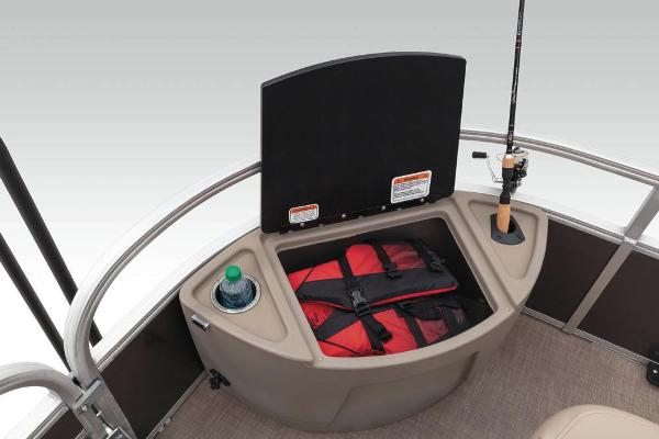 2020 Sun Tracker boat for sale, model of the boat is Fishin' Barge 22 XP3 & Image # 14 of 71