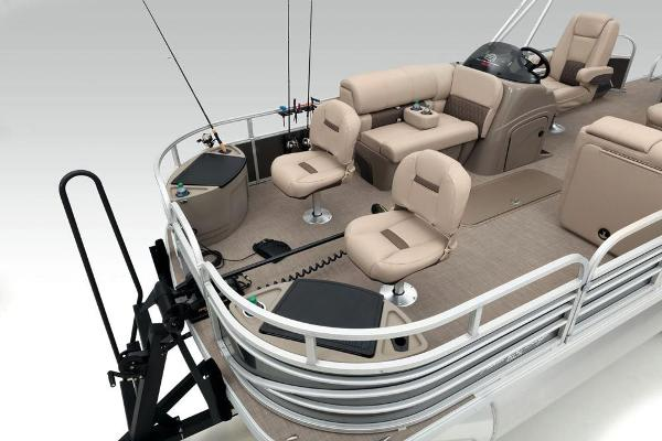 2020 Sun Tracker boat for sale, model of the boat is Fishin' Barge 22 XP3 & Image # 11 of 71