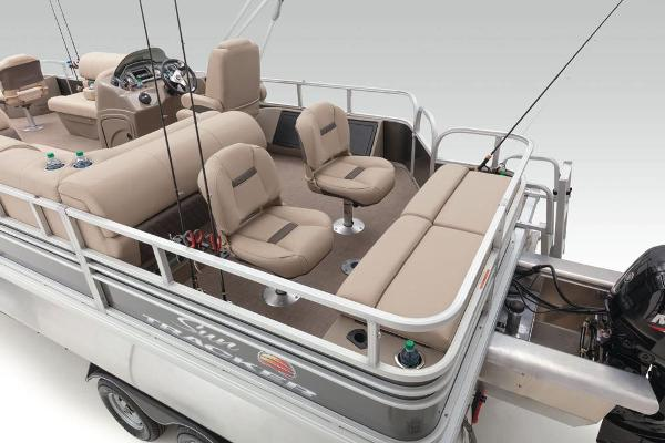 2020 Sun Tracker boat for sale, model of the boat is Fishin' Barge 22 XP3 & Image # 56 of 71