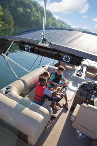 2020 Sun Tracker boat for sale, model of the boat is Fishin' Barge 22 XP3 & Image # 65 of 71