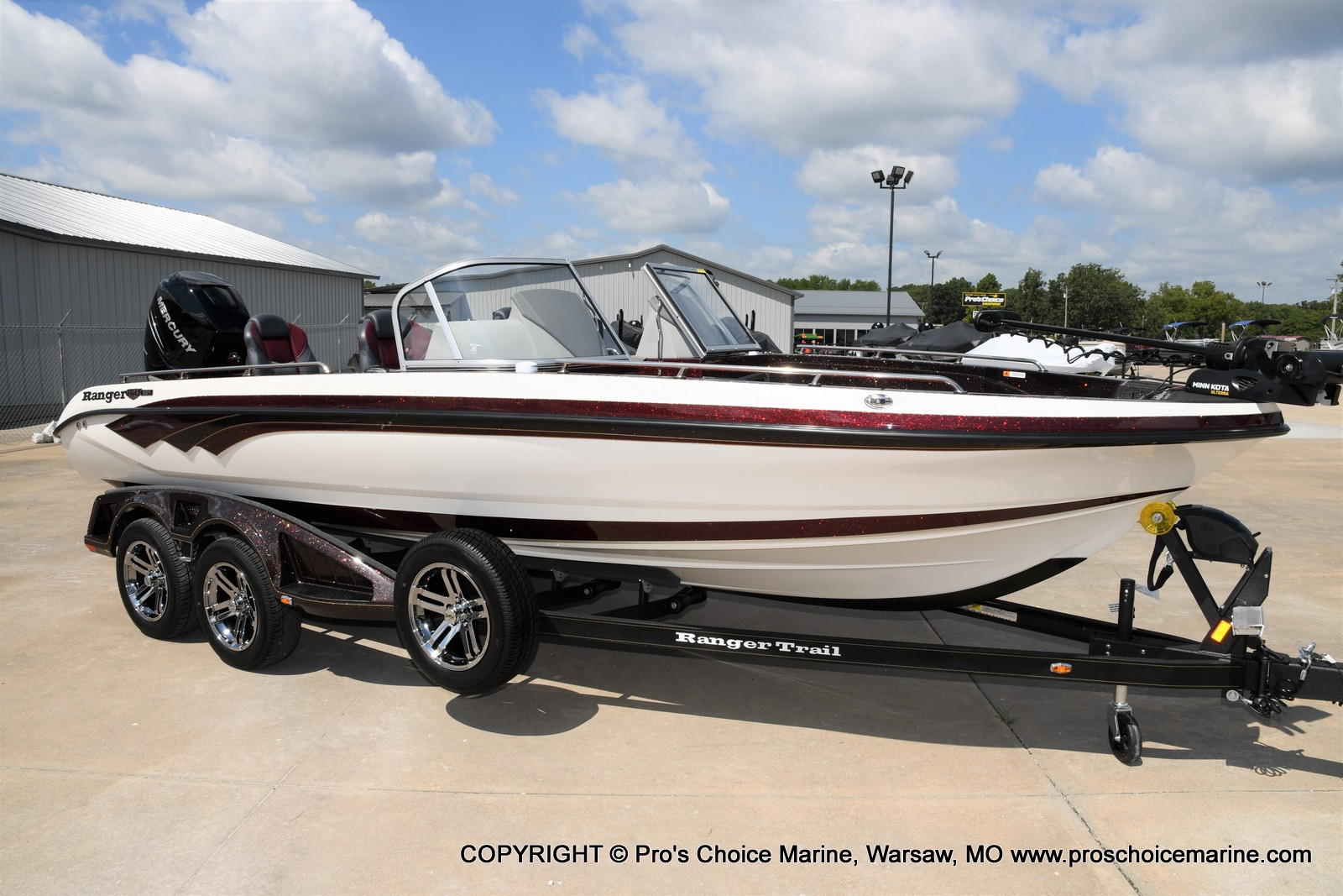 2021 Ranger Boats boat for sale, model of the boat is 621FS PRO w/400HP VERADO & Image # 1 of 50