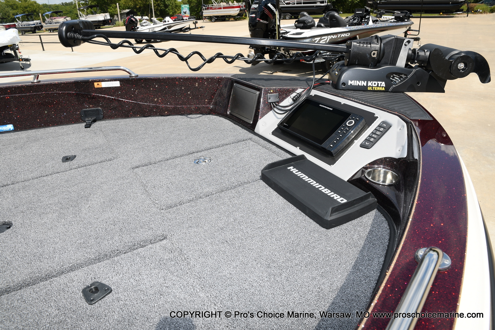 2021 Ranger Boats boat for sale, model of the boat is 621FS PRO w/400HP VERADO & Image # 8 of 50