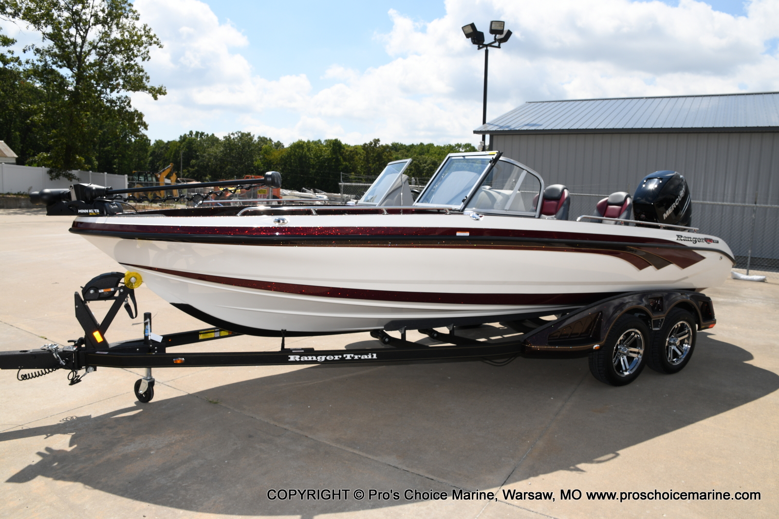 2021 Ranger Boats boat for sale, model of the boat is 621FS PRO w/400HP VERADO & Image # 48 of 50