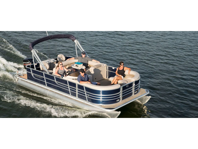 2016 Starcraft Pontoon EX 21 CF