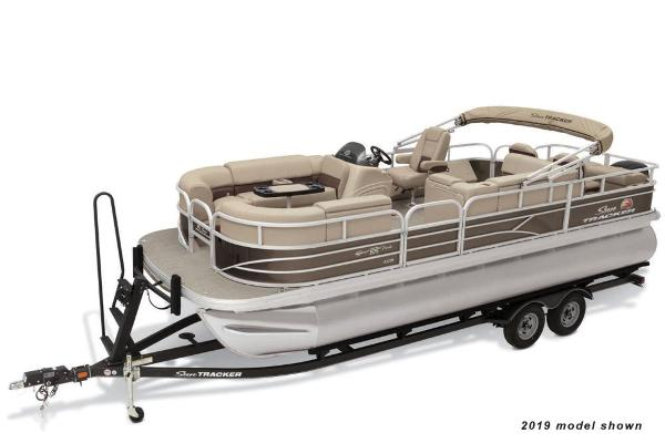 2020 Sun Tracker boat for sale, model of the boat is SportFish 22 XP3 & Image # 1 of 15