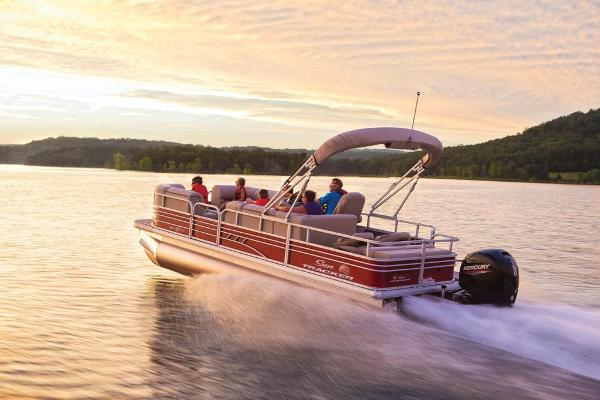 2020 Sun Tracker boat for sale, model of the boat is SportFish 22 XP3 & Image # 4 of 15