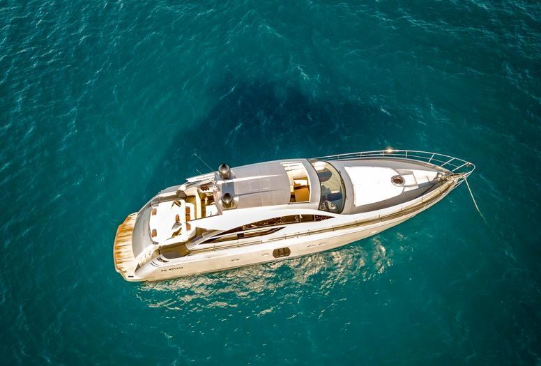 65.62 ft Pershing 64