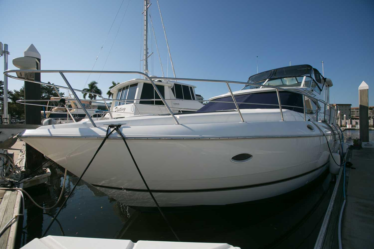 The hull truth boating and fishing forum 2001 44 for Large motor yachts for sale