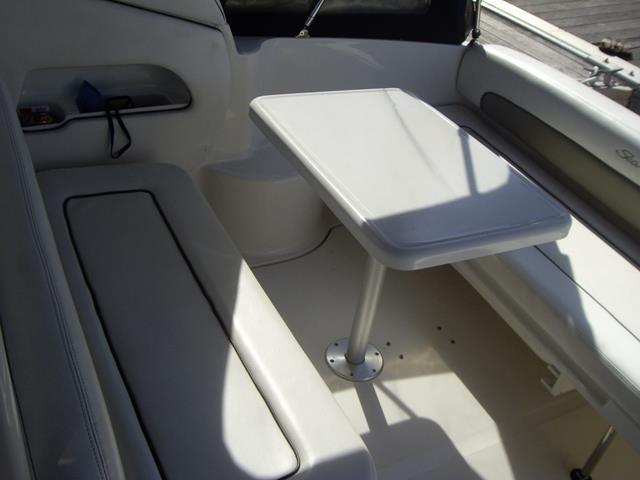 Sea Ray 335 Sundancer Cockpit Table