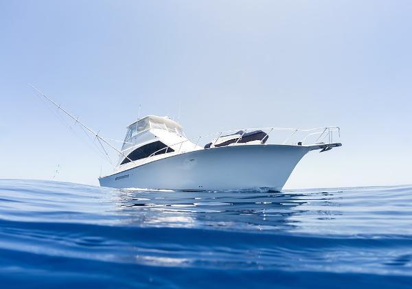 2002 56' Ocean Yachts 56 Super Sport