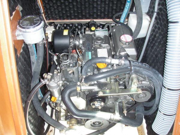 Yanmar Sail Drive Diesel