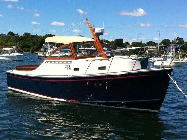 1987 Cape Dory 28 Open Fisherman Sandy Hook Yacht Sales