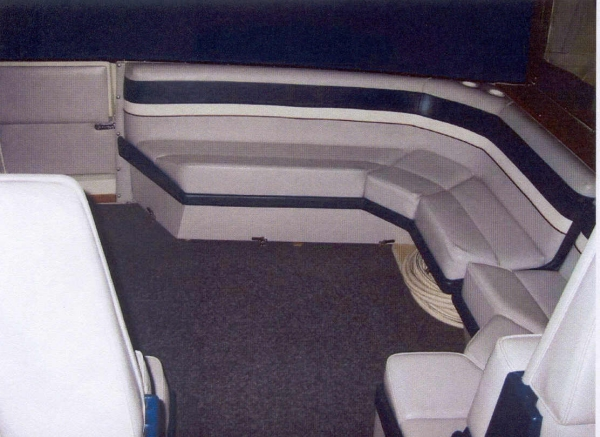 Portside Aft Seating