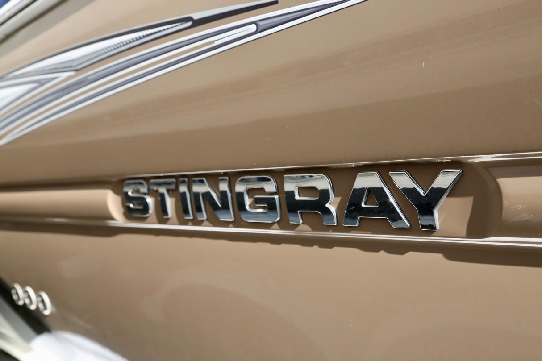 2014 Stingray 215 LR