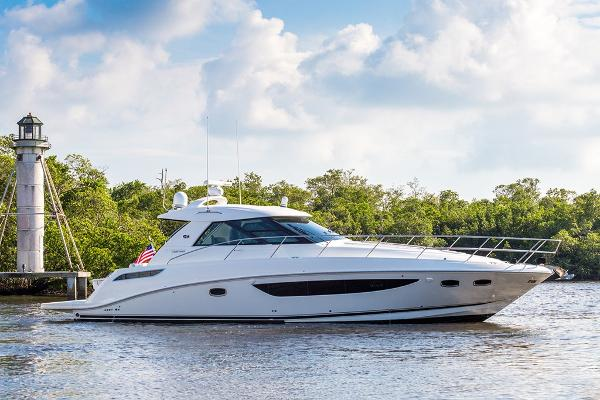 2013 Sea Ray 450 Sundancer