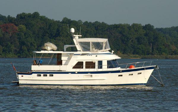 50' Defever 2007 50 Cockpit Motor Yacht