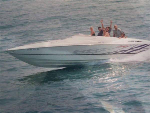Baja Outlaw 29 SST High Performance Boats. Listing Number: M-3242103