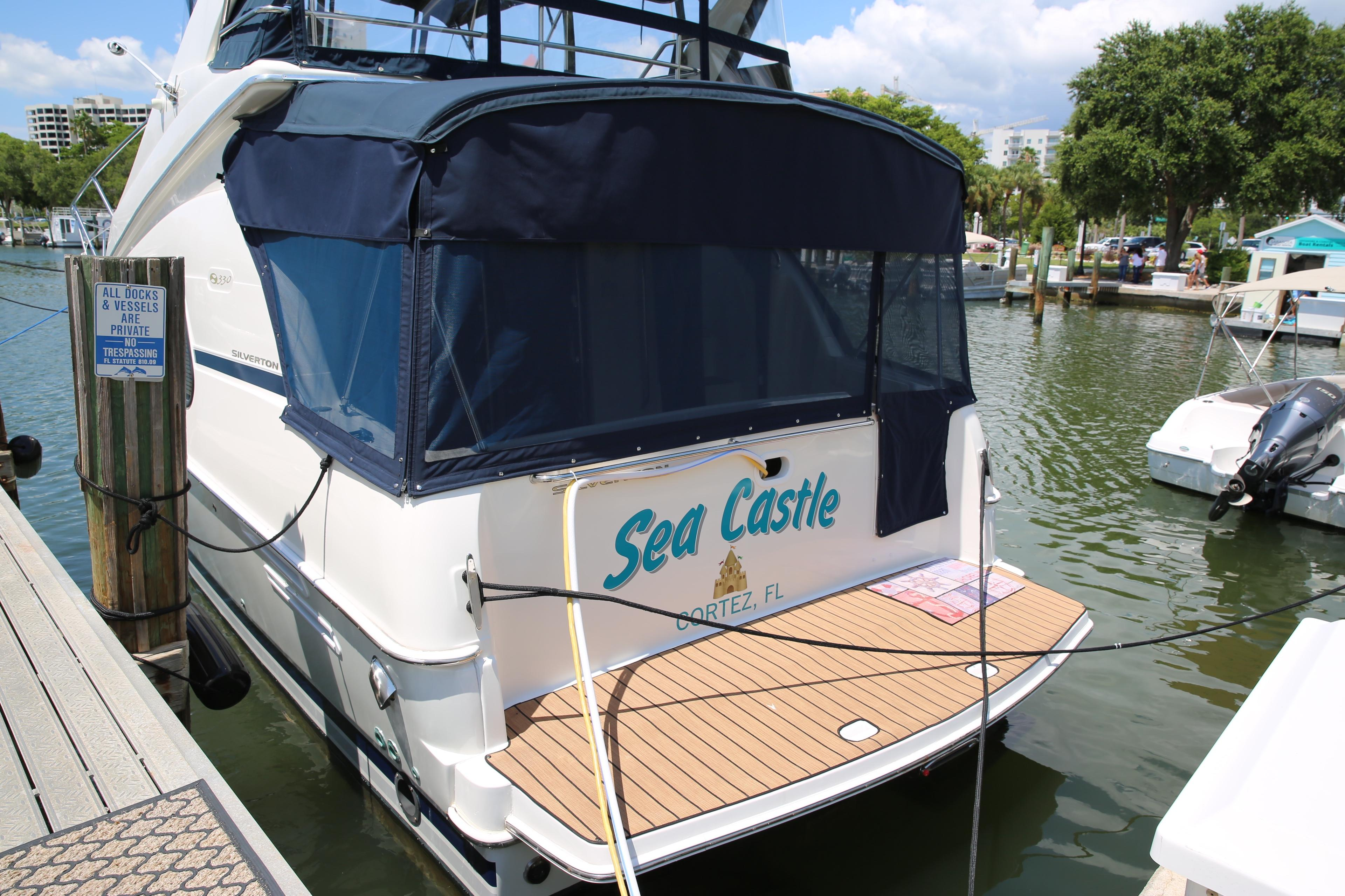 2005 Silverton 330 Sport Bridge - Yacht Sales and Services