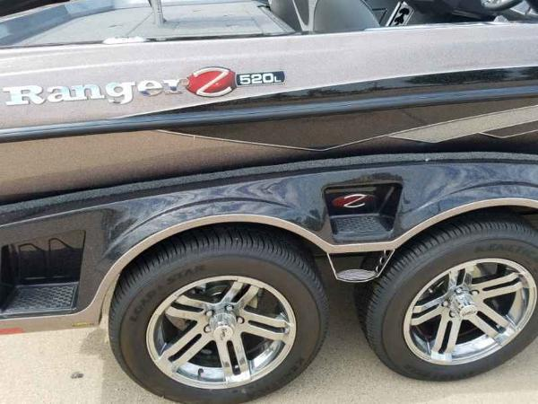2020 Ranger Boats boat for sale, model of the boat is Z520L & Image # 3 of 5