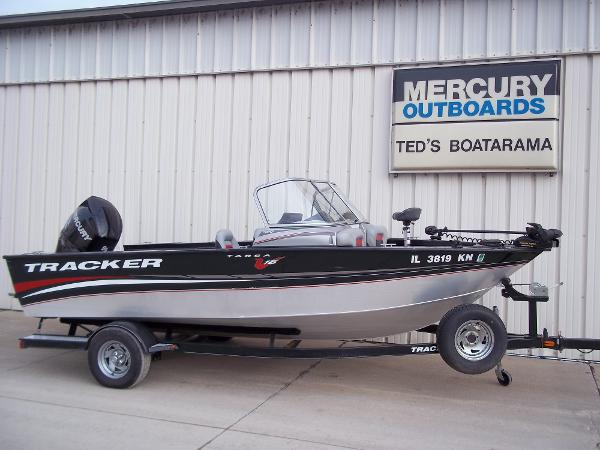 Used Tracker-boats multi-species-fish-boats Power Boats For