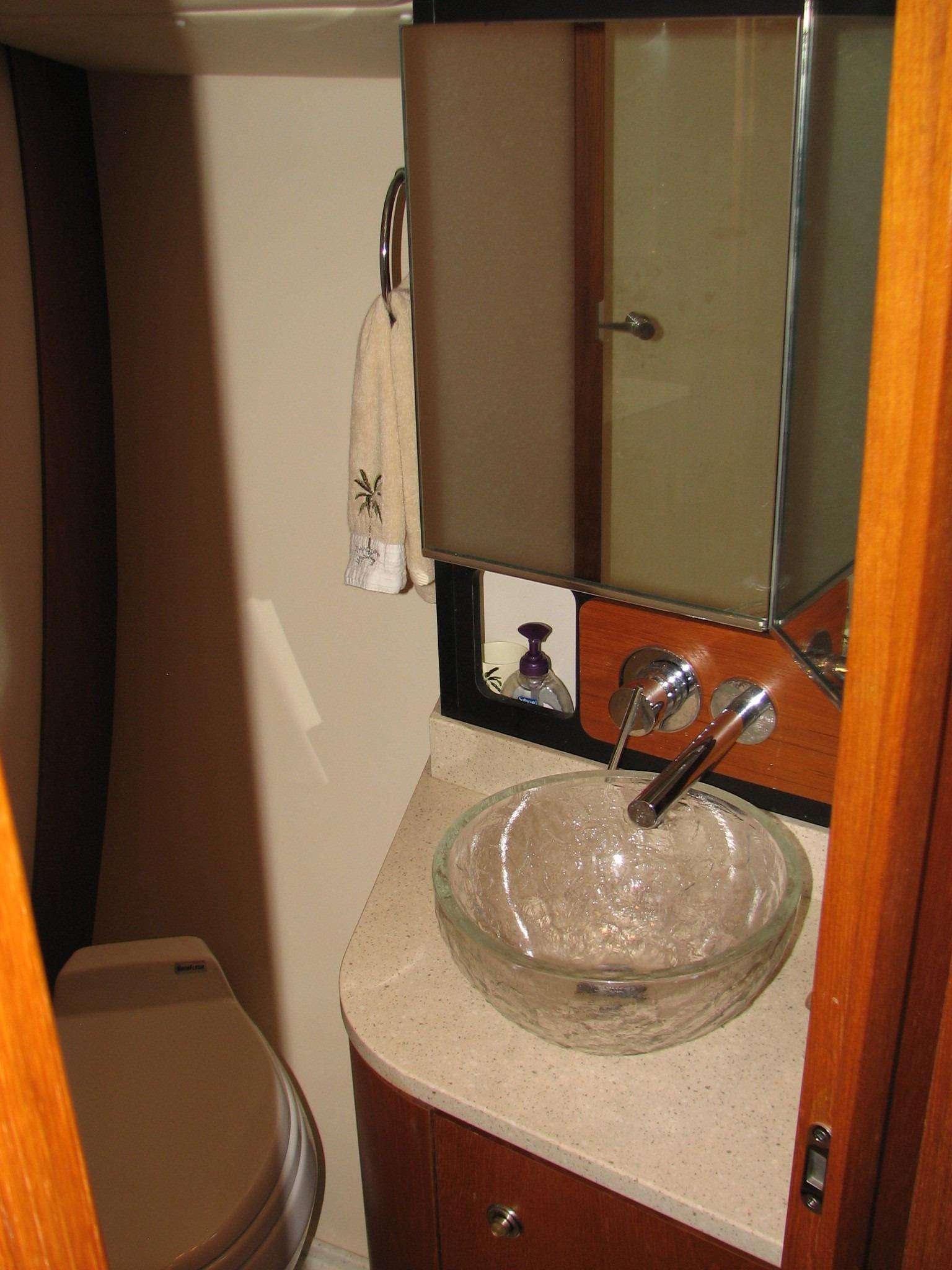 Owner's Stateroom Head