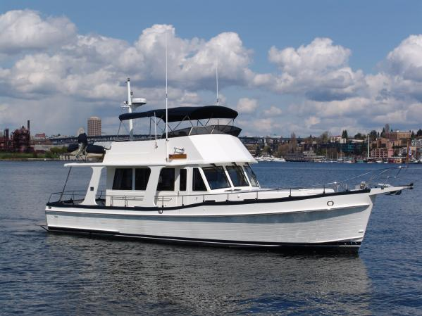 47' Grand Banks Heritage EU
