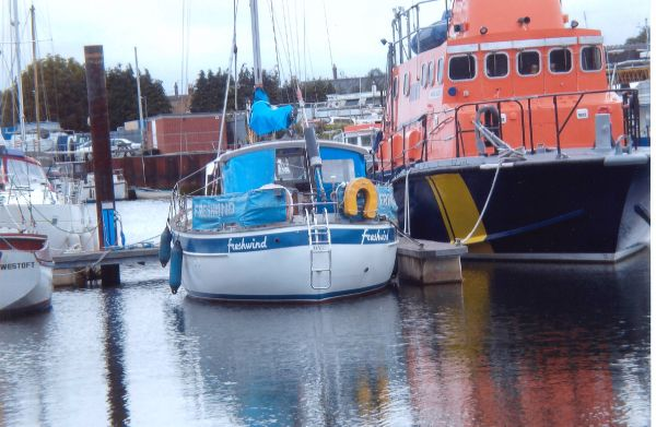 Hallberg-Rassy 94 Kutter - FRESHWIND - Hallberg-Rassy, Fairey boats for sale ...