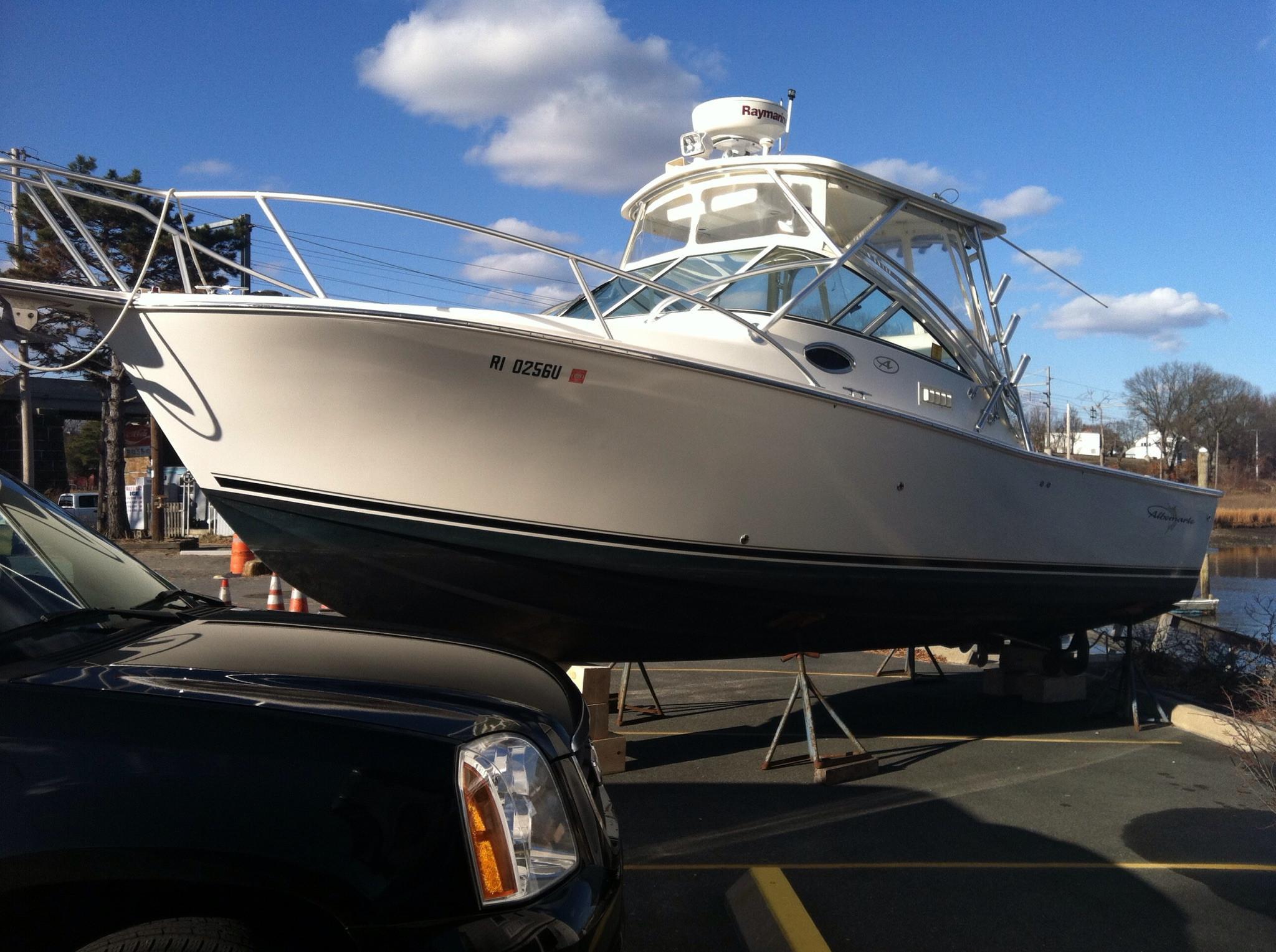 Albemarle280 Express Fisherman