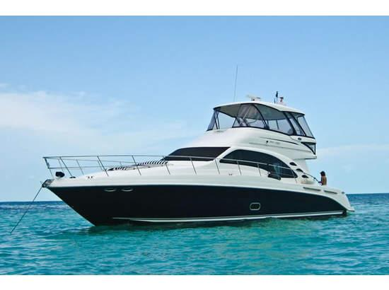 Sea Ray 550 Sedan Bridge Motor Yachts. Listing Number: M-3852147